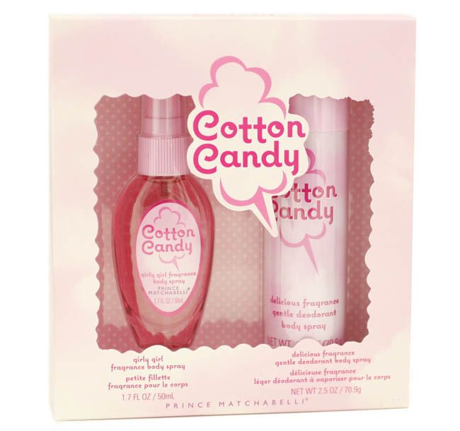 Cotton Candy perfume. it is heavenly