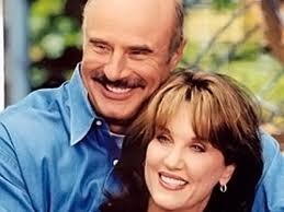 Dr. Phil and Robin McGraw, two people who inspired me in the late 80's and early 90's.  Also Doctor Joe, Phil's daddy.