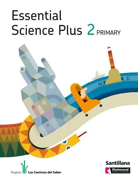 Essential Science Plus by martin leon barreto, via Behance
