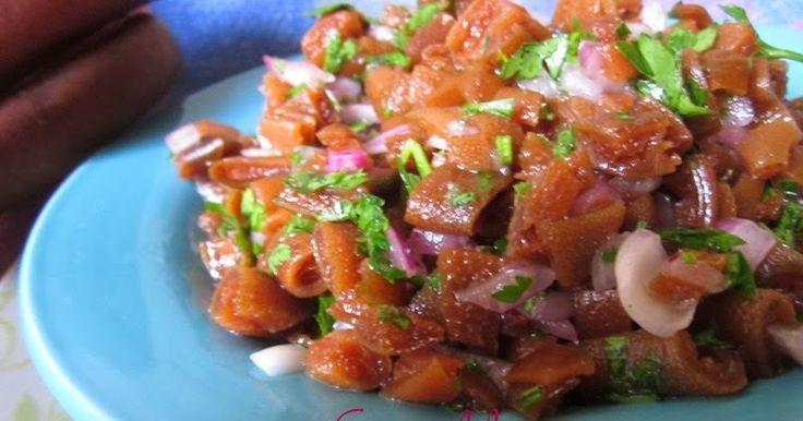 Me gusta el cochayuyo y esta ensalada es deliciosa   Si estas haciendo régimen consumir cochayuyo es muy beneficioso   Vamos a hacer est...
