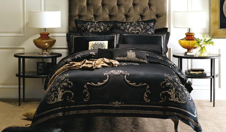 Boleyn Bed Linen by Savona from Harvey Norman New Zealand