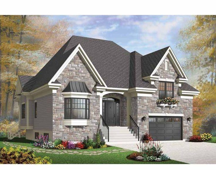 Maison amricaine plan awesome un plan de grande maison de for Maison eplans