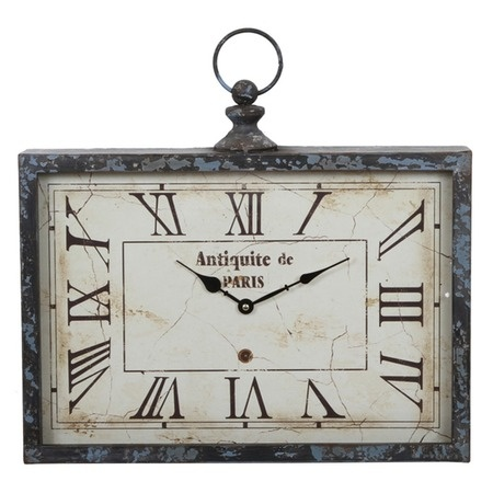I pinned this Antiquite Wall Clock III from the Wall to Wall event at Joss and Main!: Iron Color, Orleanna Wall, Joss And Maine, Clockconstruct Materials, Wall Clocks, Iron Wall, Antiquit Wall, Tick Tock, Clocks Construction
