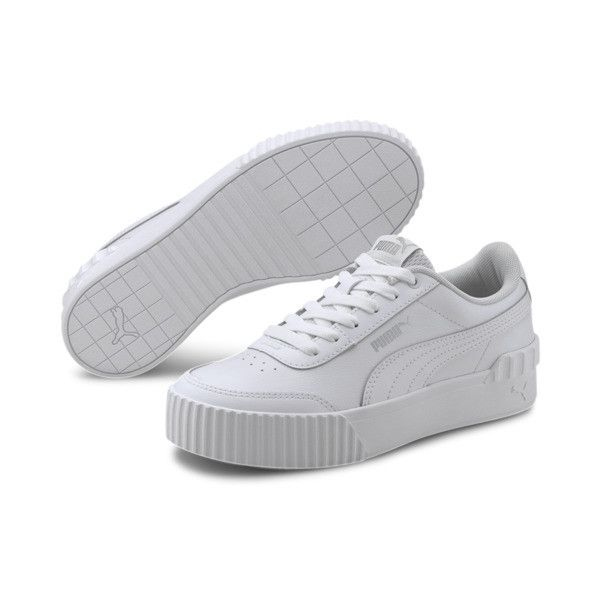 PUMA Carina Lift TW Women's Sneakers, White, 5.5 | Turnschuhe ...
