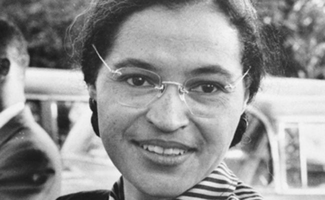 10 Facts You Might Not Know About #RosaParks - You probably know that Rosa Parks refused to give up her seat for a white man in Montgomery, AL in 1955, but here are 10 facts you may not know about her. | Care2 Causes | Quite an amazing woman. #RosaParksDay2018