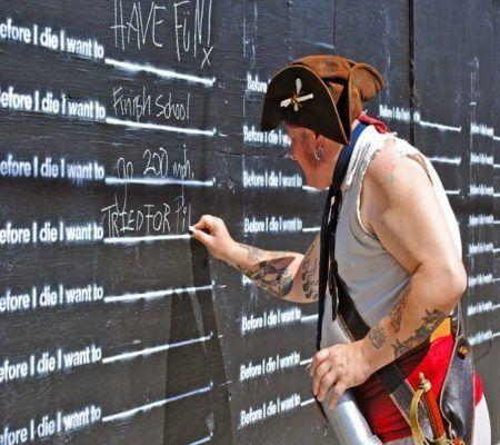 Te mit írnál a Bakancslistádra? Nézd meg hogyan kell listát írni!