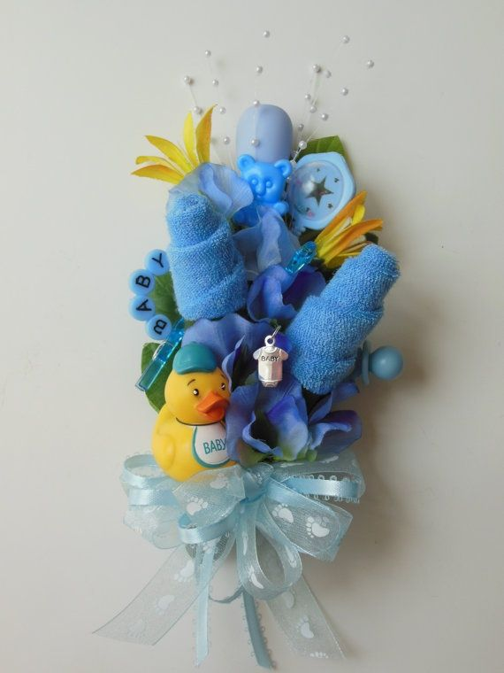 baby shower corsages baby shower corsage baby washcloth corsage