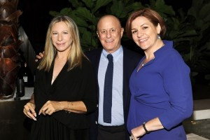 The Perelman Streisand Women's Heart Health Luncheon hosted by Ronald Perelman & Barbra Streisand