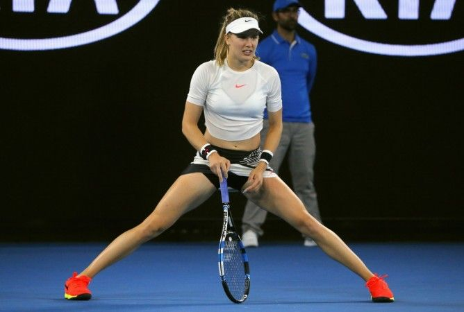 How to date Eugenie Bouchard: This Tiger Woods fan cracks the exam every man wants to!