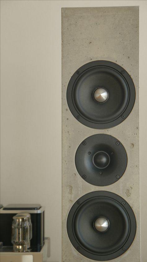 High end Lautsprecher aus HP Gussbeton von BETONart Audio – made in Germany! High end Lautsprecher aus HP Gussbeton von BETONart Audio – made in Germany!