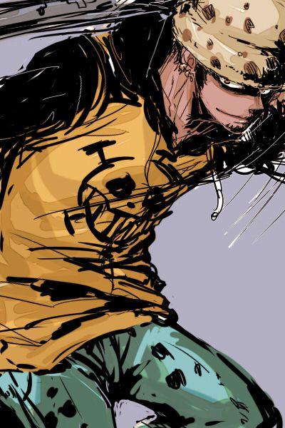 - One Piece - Law