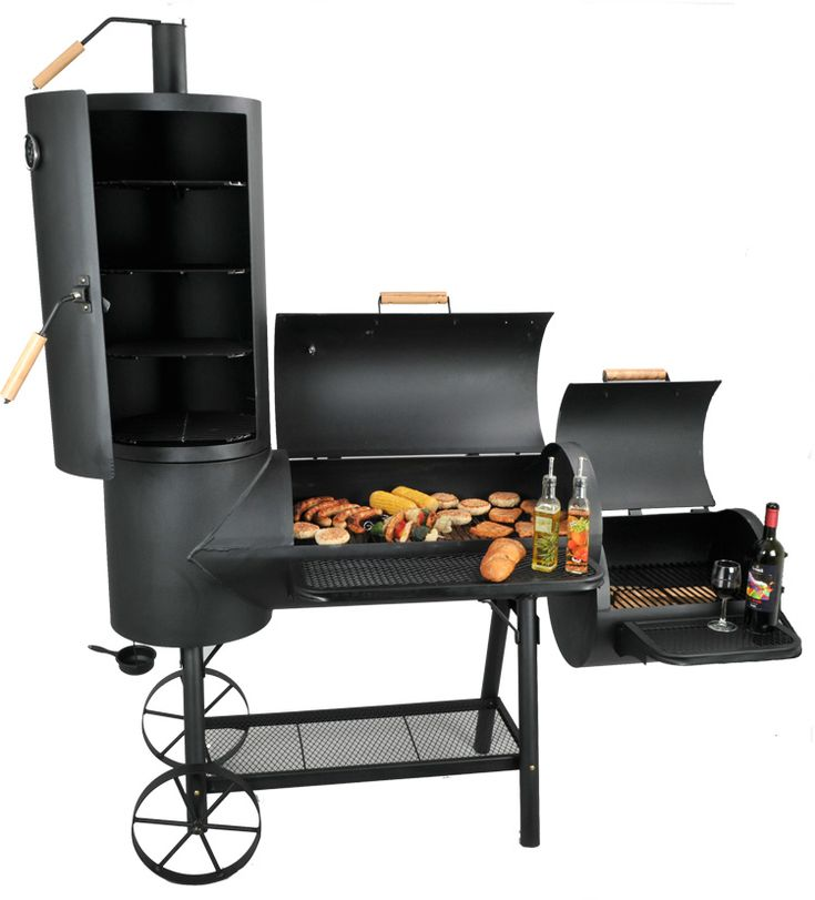 Smokers And Grills Pellet Smoker Grill 2 Grilla Pellet