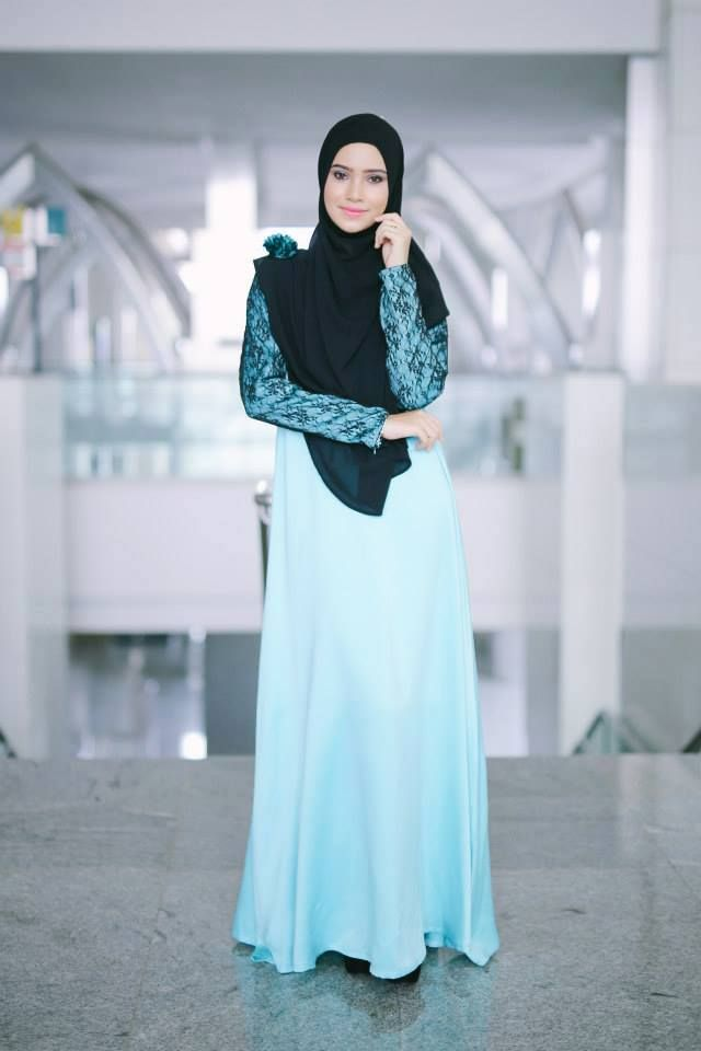 PROMO SET SHAWL+JUBAH  heart emoticon ZARA LACE JUBAH heart emoticon  Code : CHZR LJ (21) Light green Price : RM199.00 including postage  KIndly PM us to order, tqvm