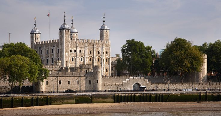 Visit the Tower of London and see the famous building that has served as a fortress, palace, and prison.