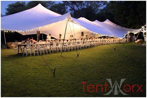 True South African wedding in a Bedouin tent
