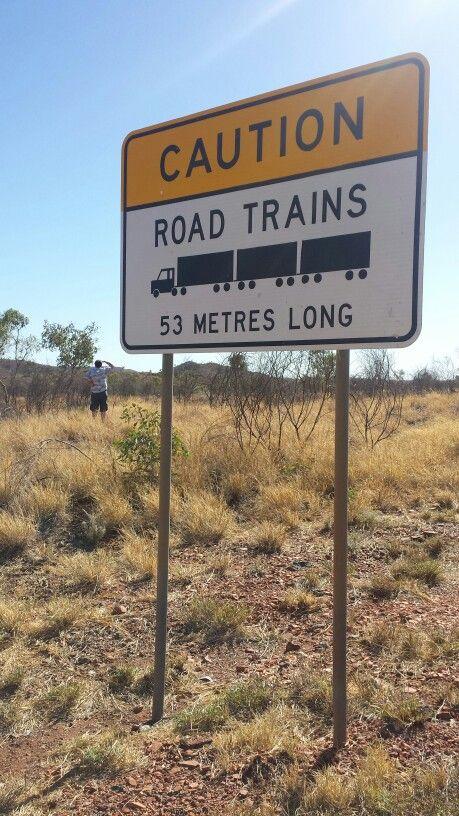 Road Trains, Mount Isa, Australia.