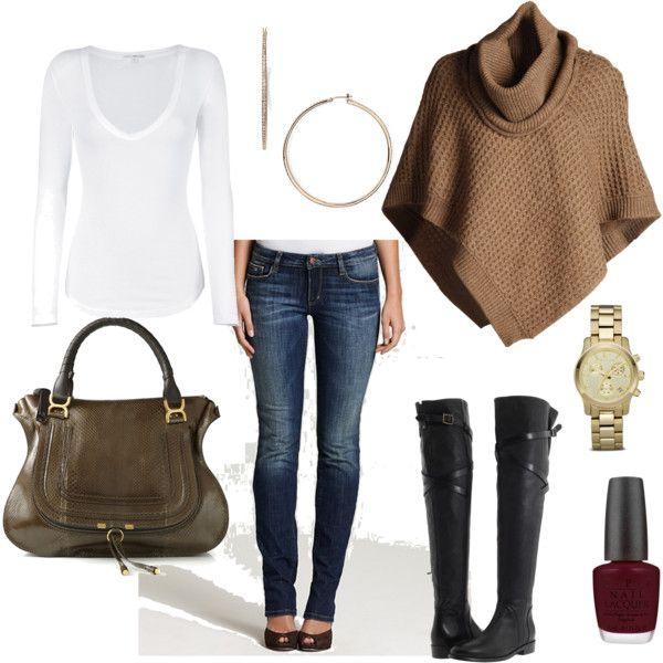 Fall: Fashion Sets, Fall Clothing, Fall Wardrobes, Fall Style, Outfit Ideas, Fashion Style, Autumn Style, Fall Outfit, Fall Fashion