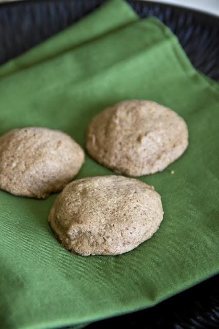 Low carb, sugar free, Cinnamon Cookies