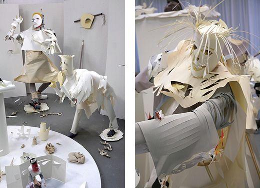 Karen Sargsyan in het Groninger Museum — De Monsterkamer, installatie 2007