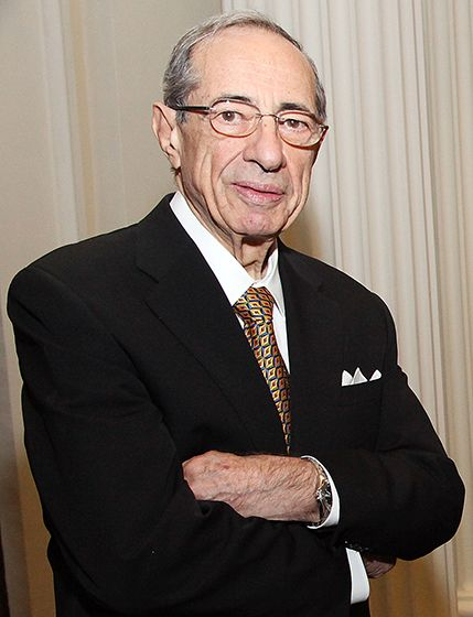 """Mario Cuomo - Mario Cuomo The famed former governor of New York and father to current governor, Andrew Cuomo, passed away on New Year's Day at the age of 82. """"He couldn't be here physically today,"""" Andrew said while being sworn in on the same day. """"But my father is in this room. He is in the heart and mind of every person who is here. He is here and he is here, and his inspiration and his legacy and his experience is what has brought this state to this point."""""""