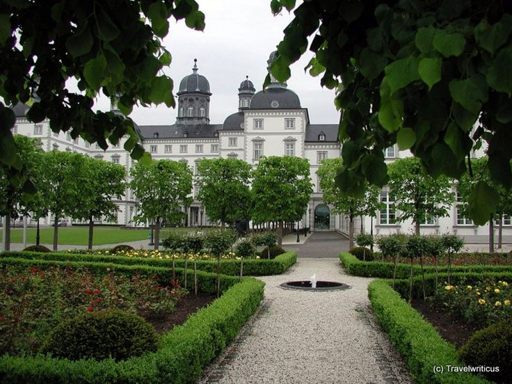 Schloss Bensberg in Bergisch-Gladbach, Germany . As dad was stationed in Germany all the Belgian kids came to this Boarding school, it is a nice hotel now...then we hated it