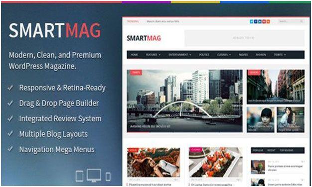 Wordpress Development Company In Mira Road Magazine Theme Wordpress Magazine Blog Theme Magazine Blogger Template