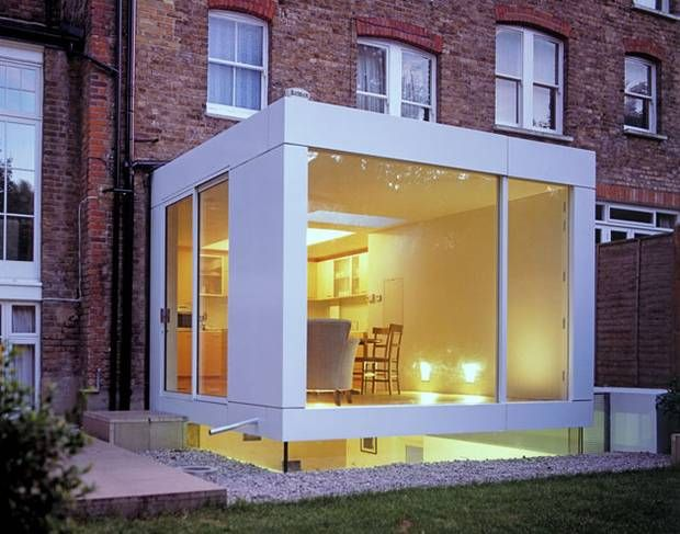 Design: In a glass of their own - Interiors - Property - The Independent