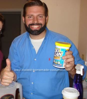 coolest billy mays costume