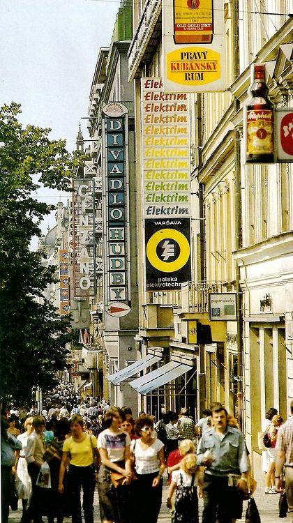 Czechoslovakia,Prag,70s