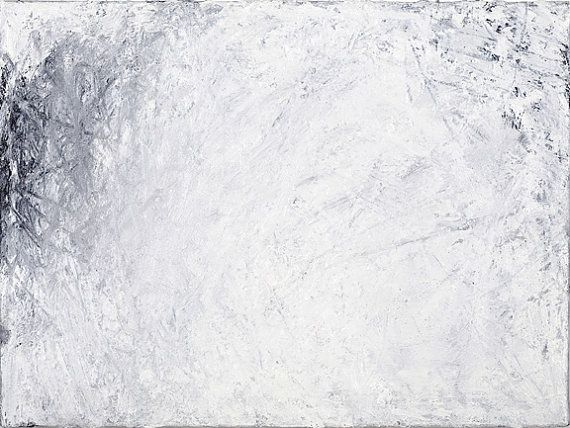 Whiteout 2009 Painting  Oil Oil Bar Gesso & Crayon on