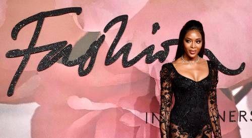 Naomi Campbell wil jonge modellen helpen