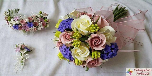 Gelin Çiçeği Takımı