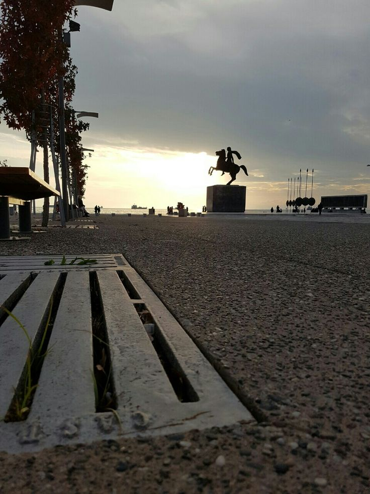 Alexander the great, Thessaloniki, Greece!! Photography: Dimitris zta