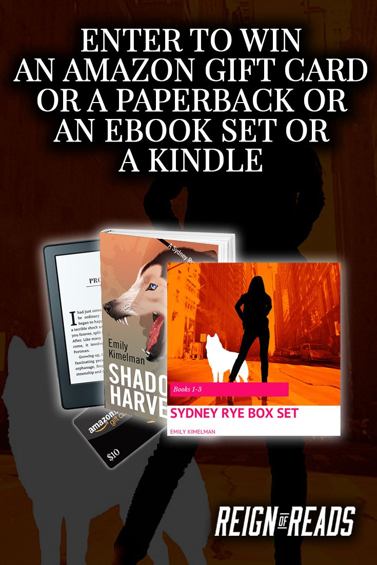 Win Paperback Copies, A $10 Amazon Gift Card Or Kindle Eink From  Bestselling Author Emily