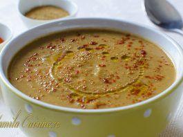 Supa de linte in stil marocan – reteta video