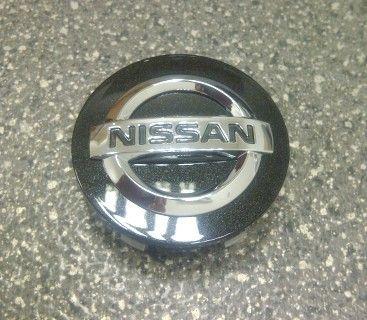 Nissan Piano Black Centre Cap, Alloy Wheel - KE40900Z11