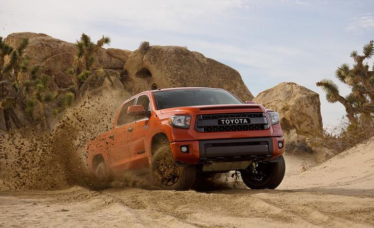 awesome Toyota Tundra TRD Pro Series 4x4