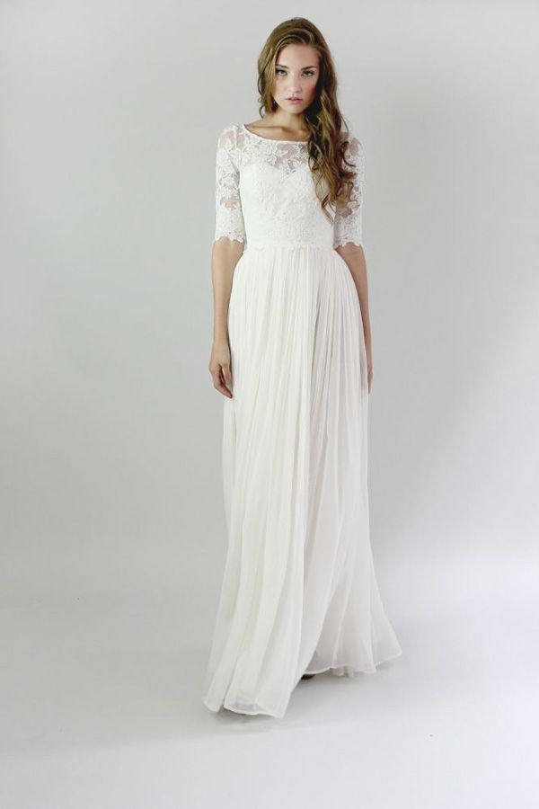 Breathtaking 79 Beautiful Lace Wedding Dresses Inspiration
