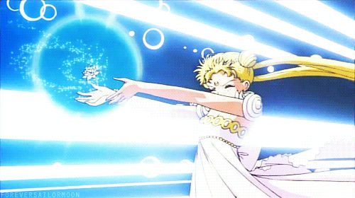 """Sailor Moon R the Movie: Promise of the Rose"" - Princess Serenity"