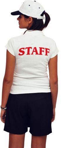 #hostess #sportiva #tshirt #staff #personalizzazione #stampa #cappellini #bermuda