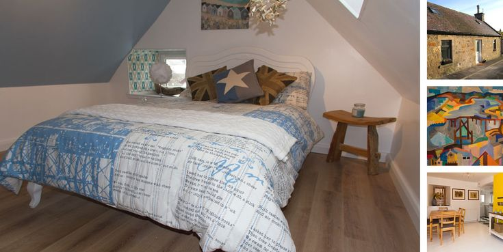 Lossiemouth Seaside Holiday Cottage Moray Bethany by the Sea