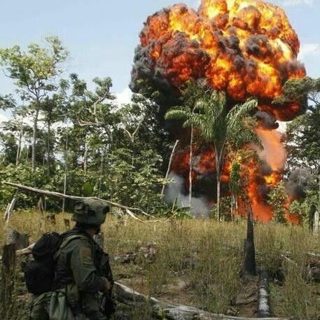 Comando jungla colombia
