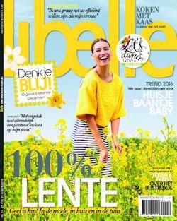 Pasen Proefabonnement: 4x Libelle € 15,-: Lees Libelle 4 weken lang voor maar 3 euro 75 per week. Het proefabonnement stopt automatisch!