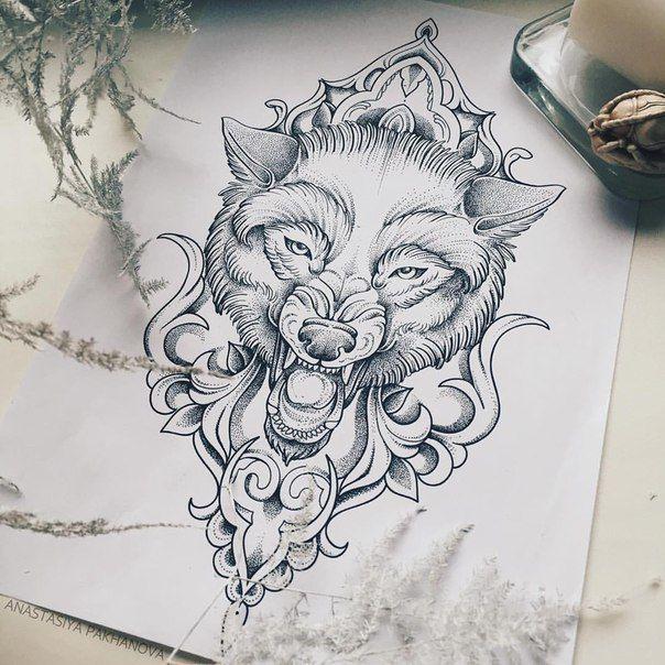 Татуировки со слонами, Рисунки узоров для