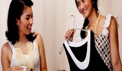 Temukan cara berpakaian agar terlihat lebih kurus - Fashion Blogger Indonesia