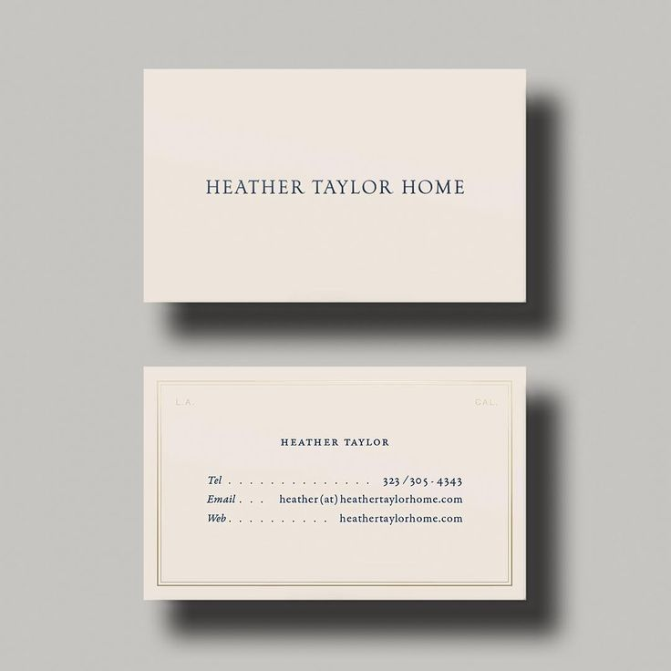 197 best Design: Business Cards images on Pinterest | Carte de ...