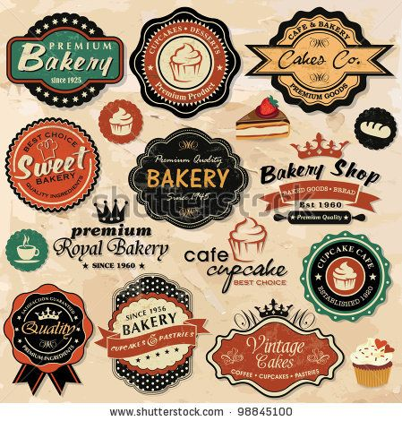stock-vector-collection-of-vintage-retro-grunge-food-labels-badges-and-icons-98845100.jpg 449×470 pixels