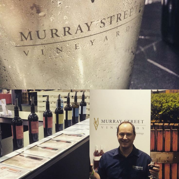 In Brisbane?   Drop in and see Paul and Milli on the Barossa stand!  @msvwine @mybarossa #goodfoodie