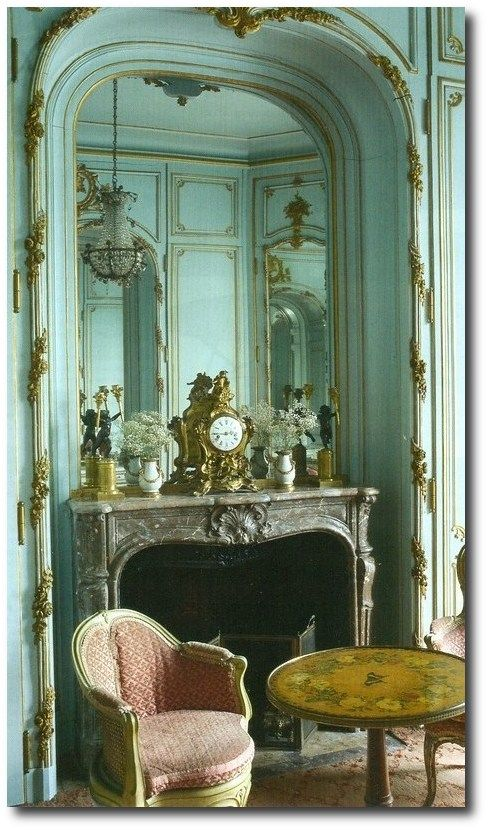 Decorating With Pastels For A French Styled Home