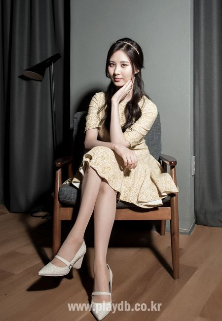 """PlayDB"" Cover Story Featuring Seohyun 2"